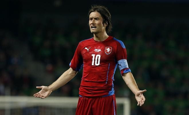 ROSICKY REUNITES WITH FORMER CLUBFormer Arsenal player, Tomáš Rosicky has rejoined boyhood club, Sparta Pragueon a two-year deal. The Czech Republic midfielder played for a decade at Arsenal and will now be happy to return to his homeland.