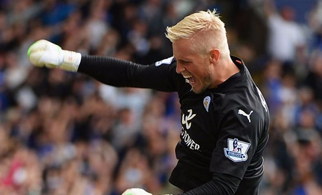 Kasper to sign a new deal! Leicester City's Premier League title-winning hero Kasper Schmeichel is set to sign a 5 year extension with the Foxes.