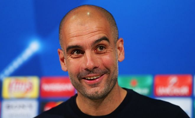 Pep's not giving up! The ex-Barcelona boss wants to bring current Barcelona goalkeeper Marc-Andre Ter-Stegen to Manchester City. Looks like Hart and Caballero aren't really good with the ball at their feet!