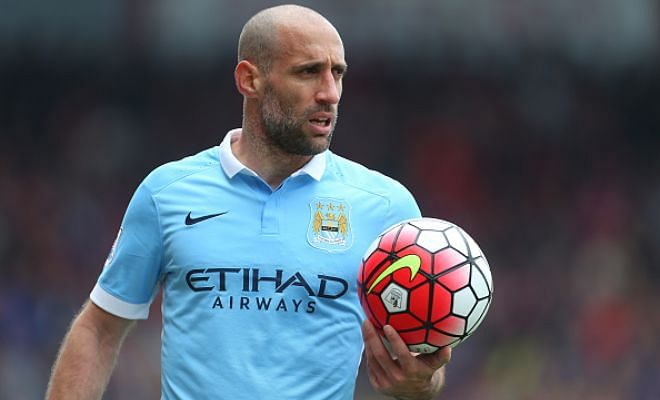 Zabaleta to stay!Pablo Zabaleta says he is staying at Manchester City after being told he is part of Pep Guardiola's plans for the season reports Sky. Earlier this year, Zabaleta was considering a move away from the Etihad after losing his place in the starting 11 to former Arsenal player Bacary Sagna.