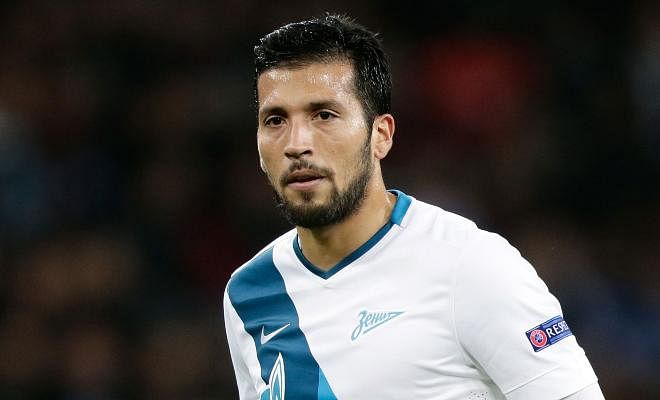 GA'RAY' OF LIGHT FOR VALENCIALa Liga side Valencia are planning to replace Arsenal-bound Shkodran Mustafi with Argentine defender Ezequiel Garay, according to sources in Spain. Reports in Russia claim Garay has already played his last match for Zenit St. Petersburg