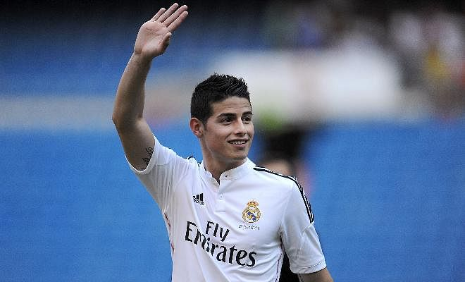 CHELSEA LOAN BID BLOCKED Chelsea have failed in an attempt to sign Real Madrid star James Rodriguez on loan, according to the Daily Mirror. The report suggests the Spanish club blocked the move because they want a £60m permanent deal for the Colombian.