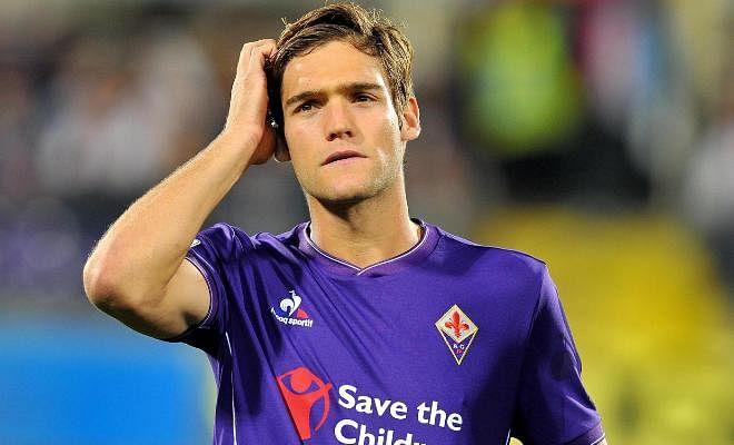 CONTE TO FINALLY LAND DEFENDERChelsea are set to complete a move for Fiorentina defender Marcos Alonso, with the Blues set to pay €25 million to get the Spanish left-back to Stamford Bridge.