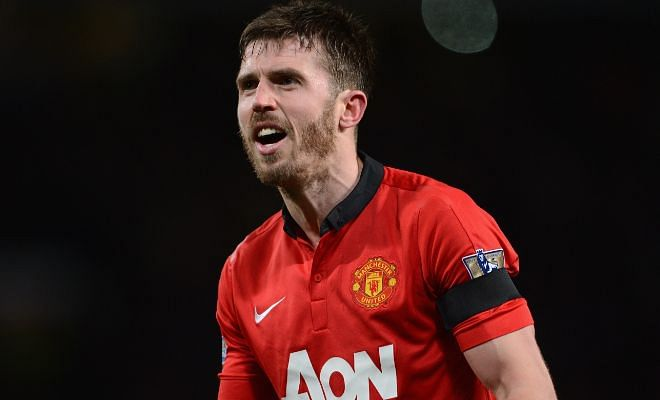 Michael Carrick has turned down an offer to move from Manchester United to Paris Saint-Germain. [ESPN FC]