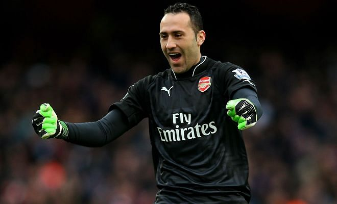 David Ospina, the Arsenal goalkeeper, is close to agreeing a £4 million move to Fenerbahce as Arsene Wenger prepares to complete the capture of Petr Cech from Chelsea. [The Times]