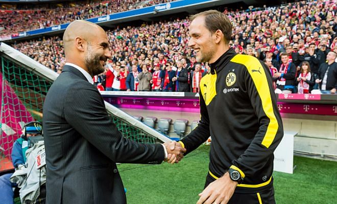 Manchester City Vs Borussia Dortmund Live Score And