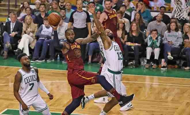 Cleveland Cavaliers embarrass Boston Celtics in record ...