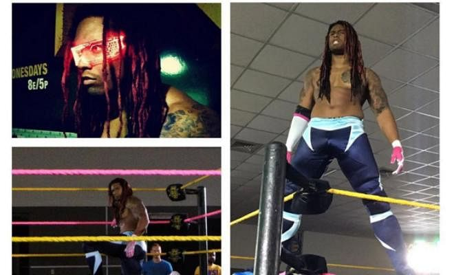 Former NFL player Brennan William makes in-ring debutA product of WWE Hall Of Famer Booker T's wrestling promotion Reality of Wrestling, former NFL player Brennan William made his in-ring debut at the WWE NXT live event last night in Lakeland, FL.Williams ended up losing his first singles match  Lince Dorado at the event. He was signed back in Summer and was training at the Performance Centre. Here are a few photos posted from William's Instagram account: