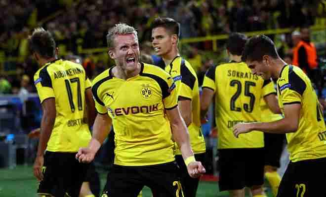 Madrid Dortmund