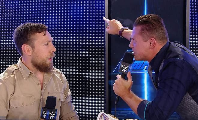 A highly publicized incident occurred between Daniel Bryan and Intercontinental Champion The Miz, begging the question: Will there be any fallout tonight on SmackDown Live?