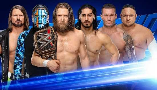 Page 2 - WWE SmackDown Live Results 19th September 2017