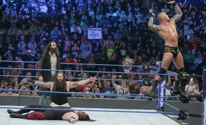 Bray Wyatt, Luke Harper, Randy Orton.....and Kane?