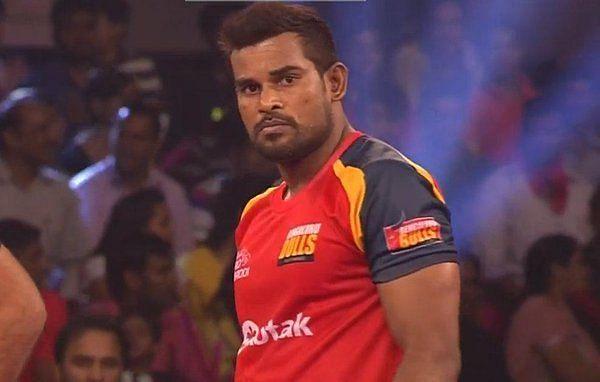 Cheralathan during his playing days at Bengaluru