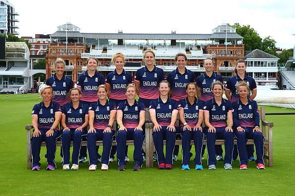 England Media Access - ICC Women