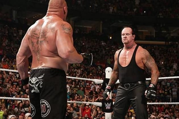 This should have been a Last Man Standing match