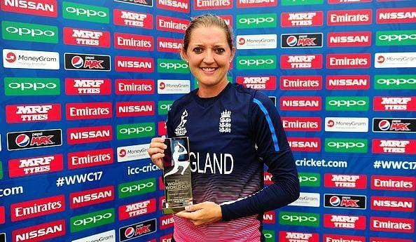 England v South Africa: Semi-Final - ICC Women