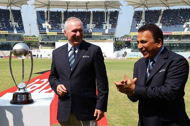 Allan Border and Sunil Gavaskar are amongst the greatest batsmen of all-time