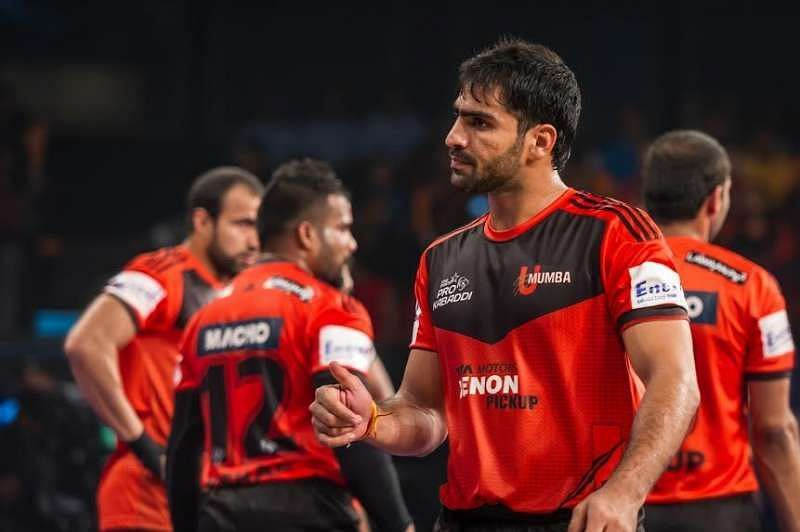 The Haryana Steelers will be hoping for the chemistry between Mohit (in pic) and Nada to bring them a maiden title victory.