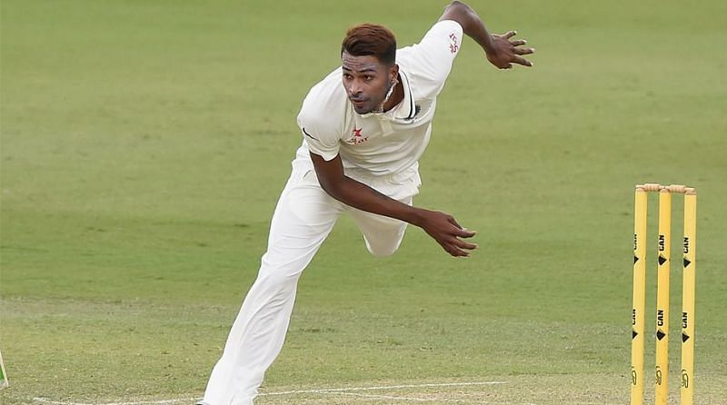 Hardik performed extremely well in the first Test