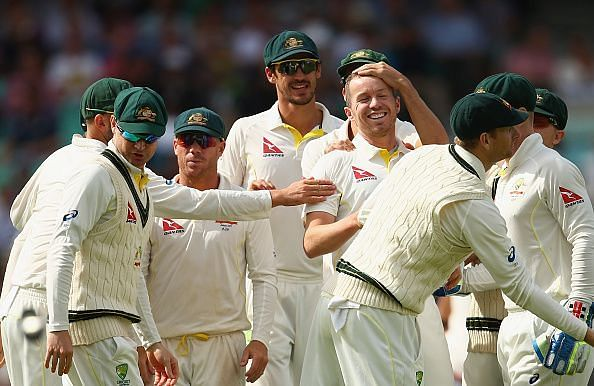 England v Australia: 5th Investec Ashes Test - Day Four