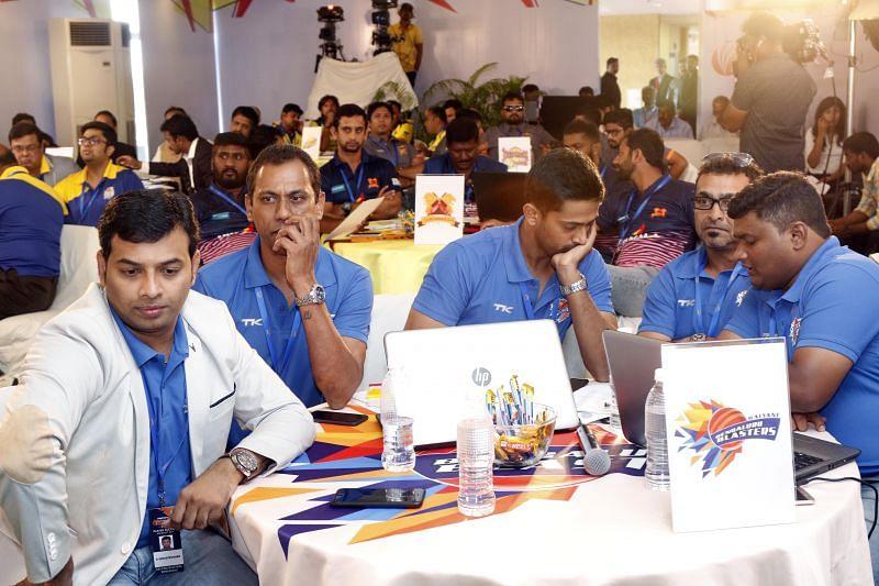Team Bengaluru Blasters