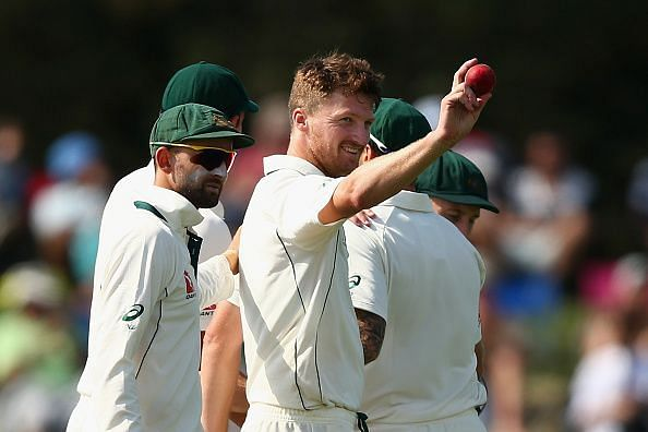 New Zealand v Australia - 2nd Test: Day 4
