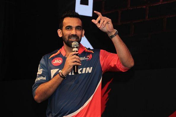 Daikin Celebrates The Three Years Of Togetherness With IPL Team Delhi Daredevils : News Photo