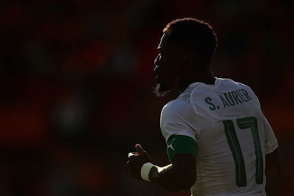Aurier has never managed to completely shake the image of a short-tempered young
