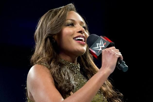 Rhodes has earlier worked with WWE as a ring announcer