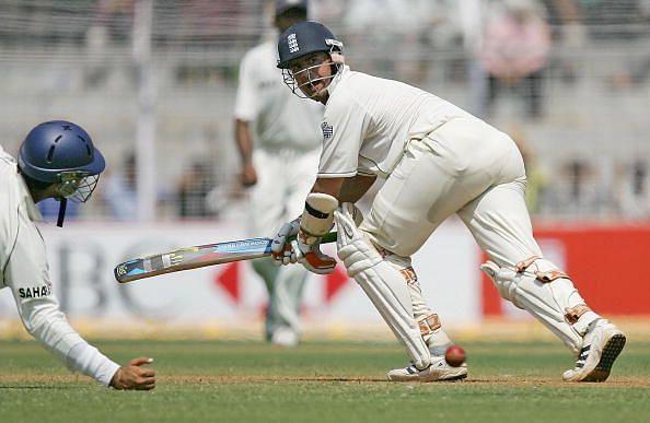 On a difficult Mumbai pitch, the England batsman scored a high-quality knock of 88 runs