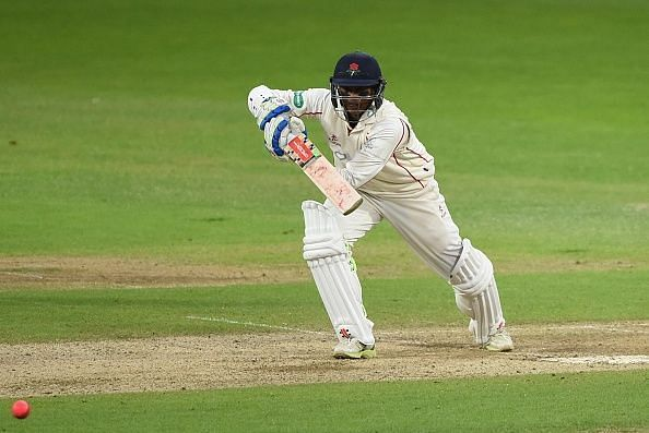 West Indies icon Shivnarine Chanderpaul represents Lancashire in county cricket