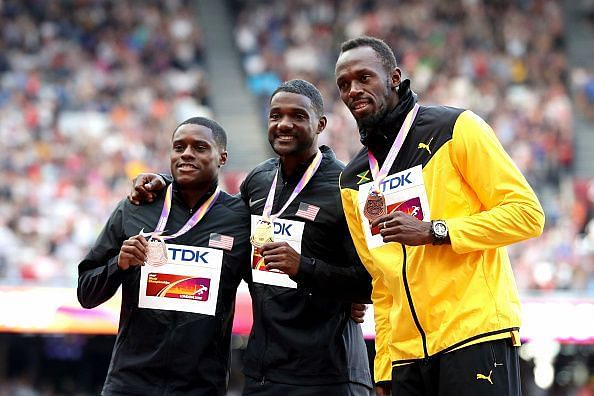 Bolt's greatest rivals, is convinced that the legendary Jamaican will not be satisfied in bowing out with such a blemish on his otherwise spotless career