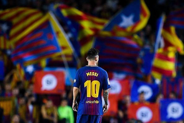 Messi is arguably Barcelona