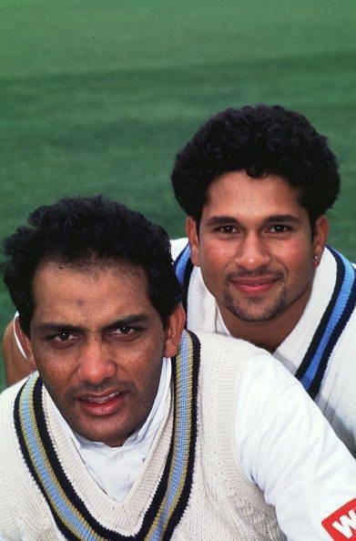Tendulkar suspected Azhar of not putting in the effort while he batted
