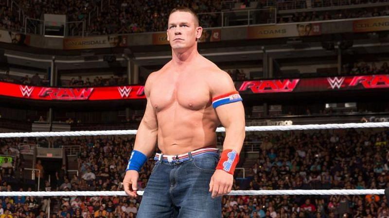 Where does John Cena rank on this list?