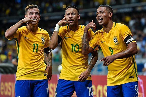 Brazil v Argentina - 2018 FIFA World Cup Russia Qualifier
