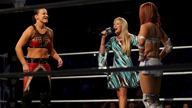 Shayna Basler looks set to sign with WWE