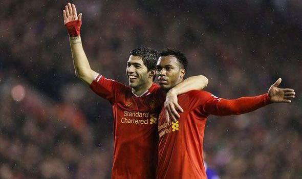 Suarez & Sturridge kept Liverpool in contention for the Premier League 2013/14 until the last day.