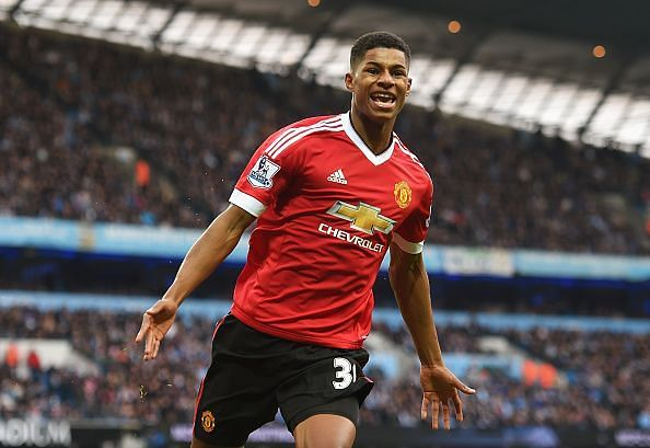 Fifa 18 Manchester United Fans Lose Their Cool As Marcus Rashford Is Rated Less Than Gabriel Jesus