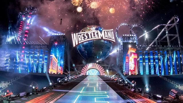 Wrestlemania is one of the largest sporting events in the world and the annual show is WWE