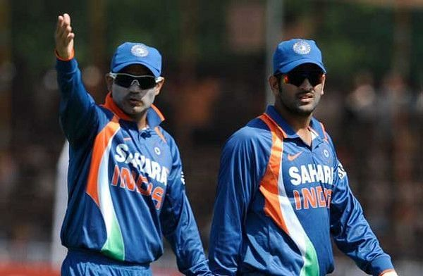 Dhoni, of course, refused to be drawn into a mudslinging contest