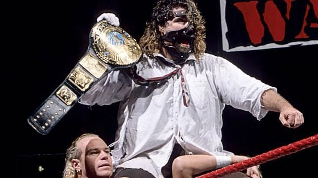 Mick Foley revealed the reason why he wrestled in a mask!
