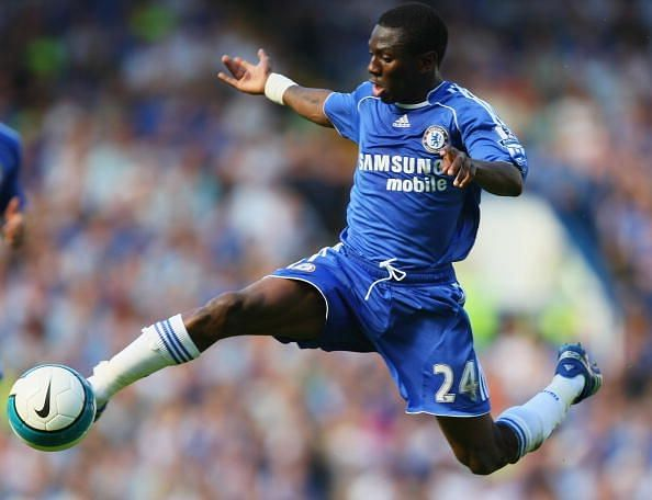 Shaun Wright Phillips was unable to get enough game time at Chelsea.