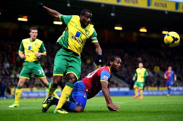 Norwich City v Crystal Palace - Premier League
