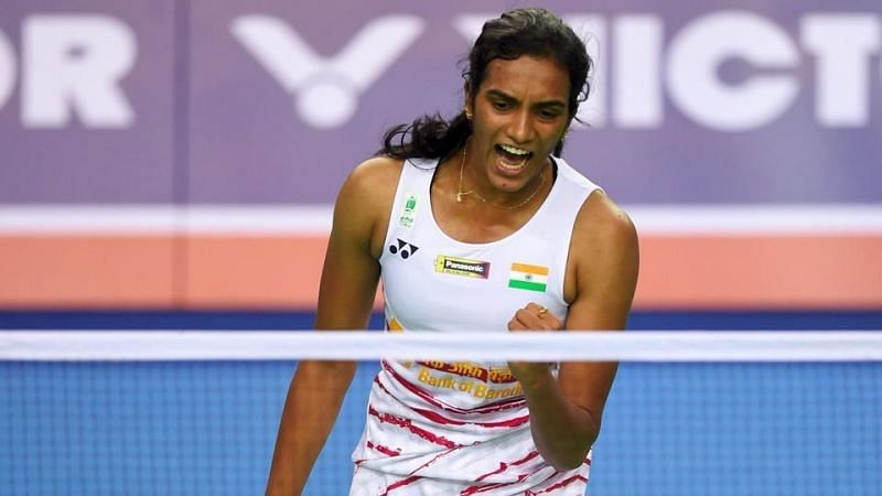 Sindhu won her third Superseries title with Sunday