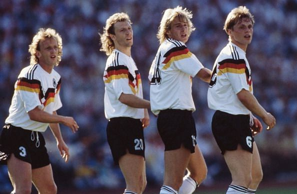 Die Mannschaft have given the world some iconic players