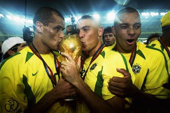 Ronaldo always reserved his best performances for the World Cup.