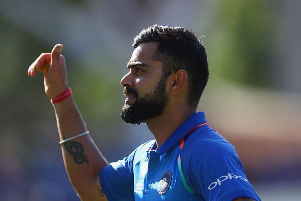 Despite recently completing his 30th ODI century, Kohli is just 28