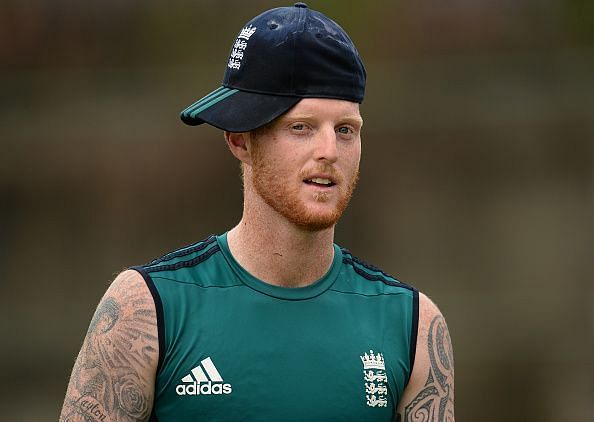 The England all-rounder was involved in a street brawl on Monday outside a Bristol night club