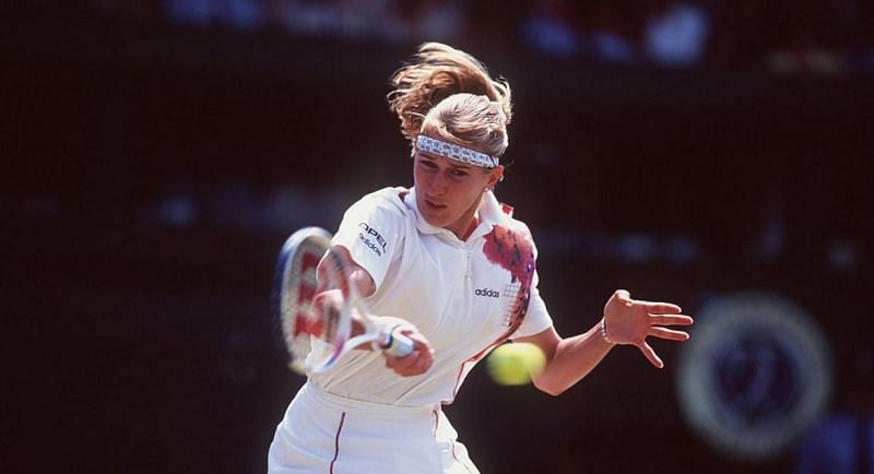 Quite simply, the best woman Tennis player ever!